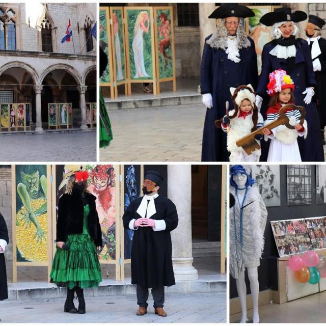 Danas je počeo 21. Dubrovački karnevo