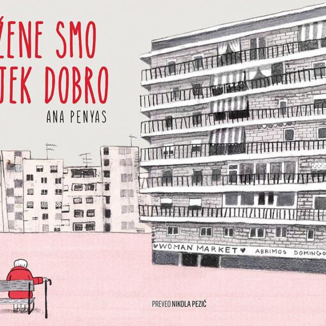 Grafički roman Ane Penyas objavljen je u pet izdanja, a dobio je i španjolsku nagradu za strip<br />