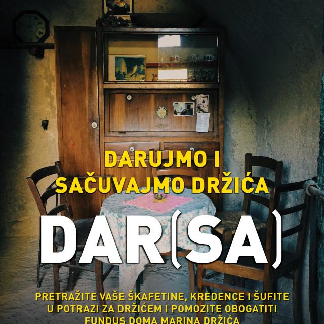 """Pokrenuta projektna aktivnost """"Darujmo i sačuvajmo Držića – DAR(SA)"""""""
