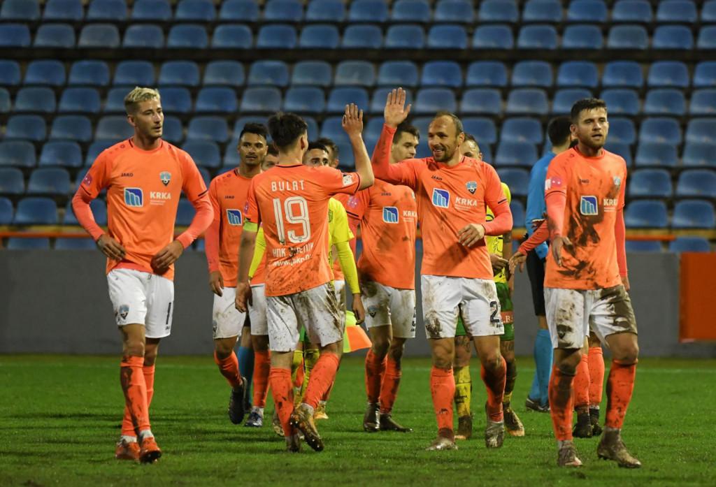 Narančasti su u srijedu uzeli sva tri boda protiv Istre i tako im pobjegli velikih 11 bodova
