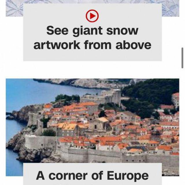 Dubrovnik je dobio turističku promidžbu i na CNN-u