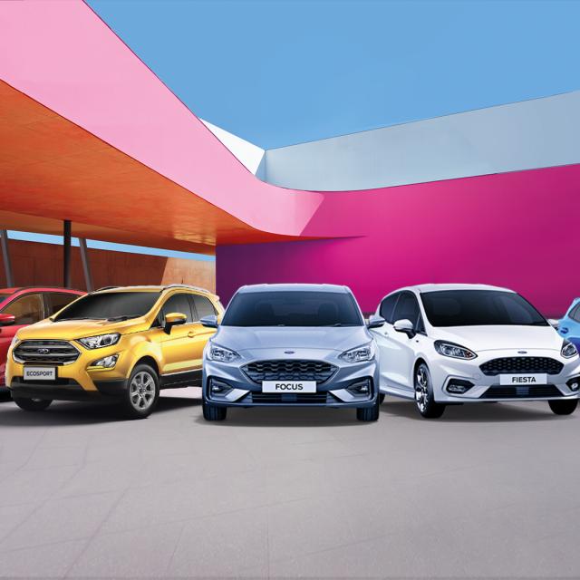 Fordova velika akcija osobnih vozila