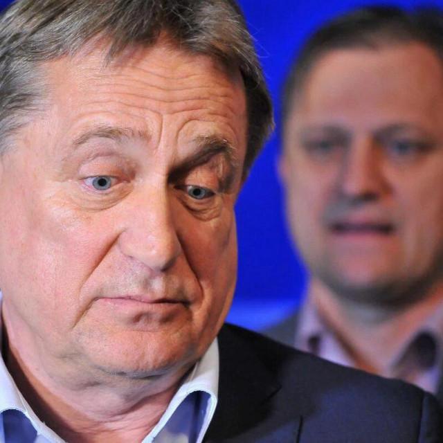 Božidar Kalmeta, Branko Dukić