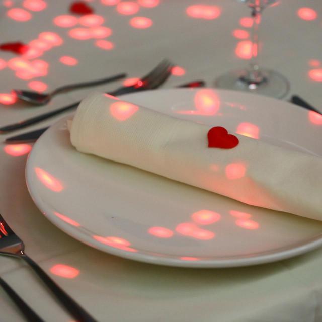 Valentinovo u menzi na Kampusu