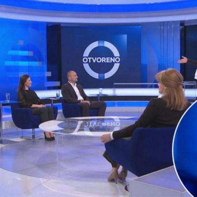 Krešimir Macan napustio je sporno izdanje emisije Otvoreno