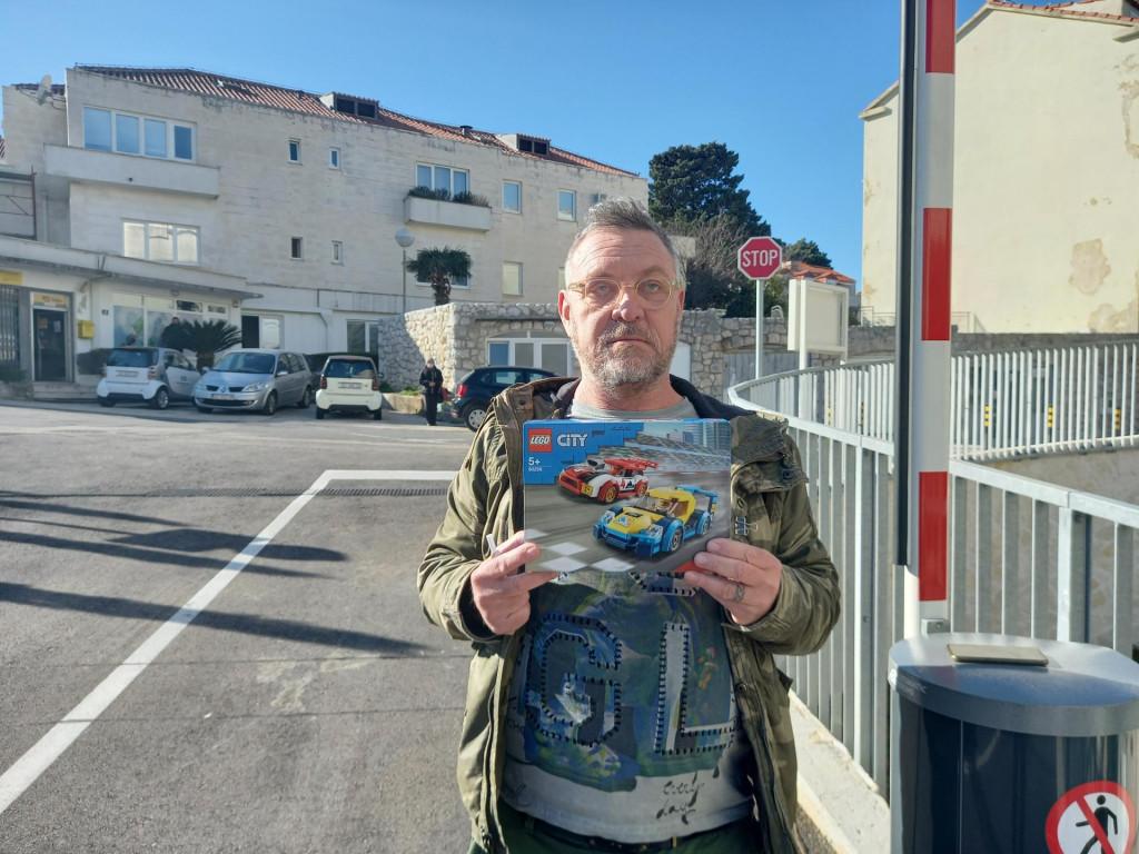 Kandidat za dubrovačko-neretvanskog župana Maro hajdarhodžić s darom za premijera