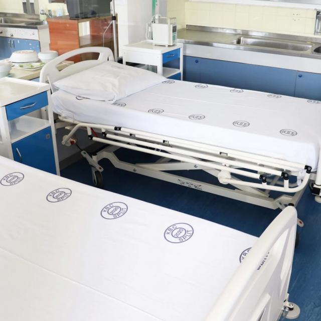Kupnjom posebno označenih proizvoda KBC Split je nabavio 10 velikih kreveta