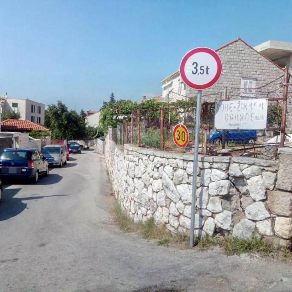 Solinska ulica u Dubrovniku