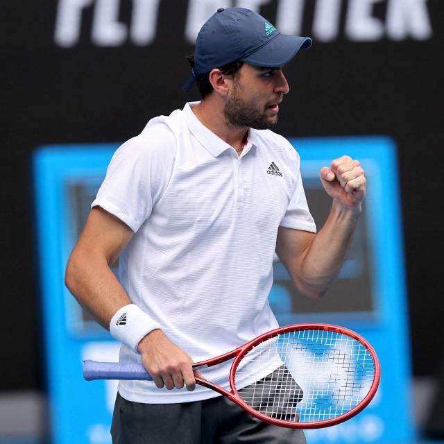 Do Melbournea je ovaj 114. tenisač svijeta ostvario samo tri pobjede na ATP turnirima