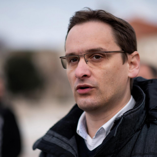 Marko Vučetić: Za biti građanin, ne treba hrabrost, ali za ne biti građanin, treba kukavičluk<br /> Luka Gerlanc/CROPIX