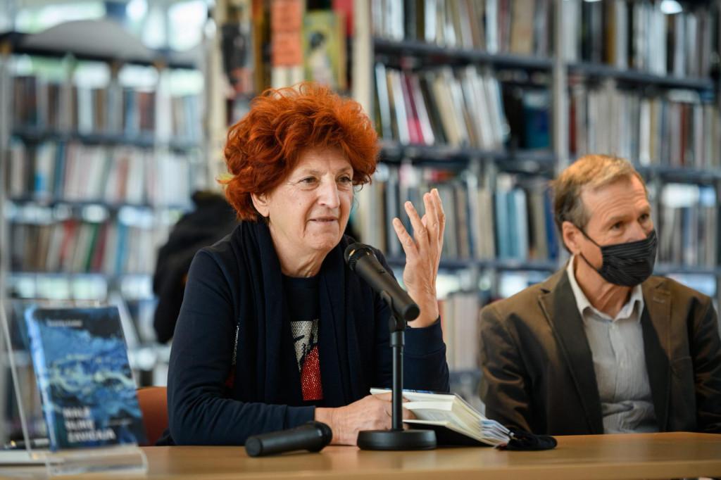 Predstavljanje knjige Male slike zavičaja dugogodišnje novinarke Slobodne Dalmacije Jordanke Grubač