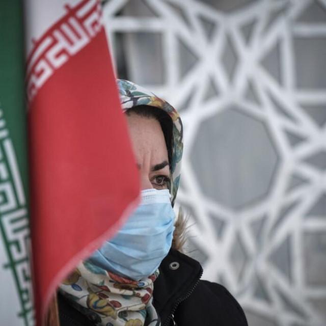 Najmanje 40 ozlijeđenih u umjerenom potresu u Iranu