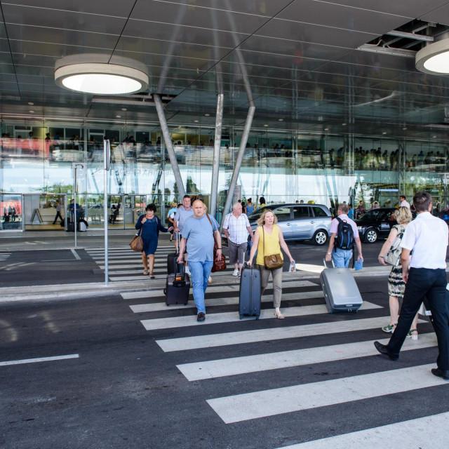 Zračna luka Dubrovnik.