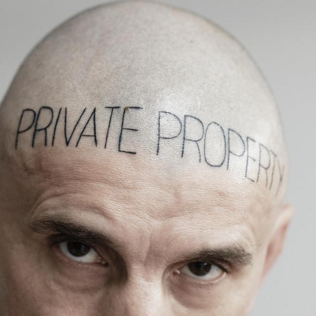 Siniša Labrović Private Property<br /> Foto Marko Ercegović