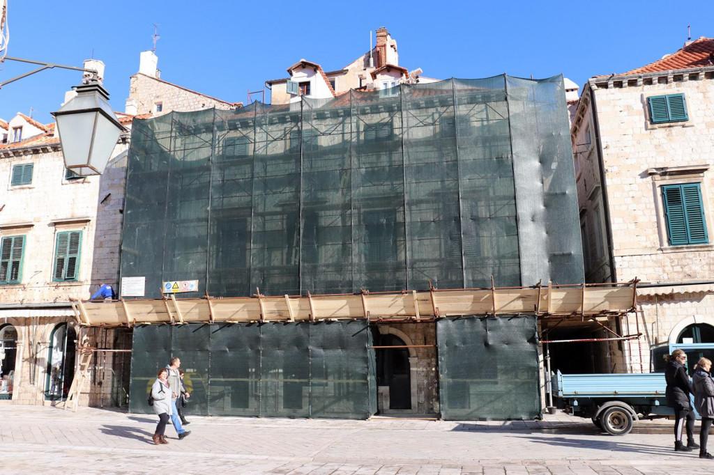 Predviđeno trajanje aseizmičke sanacije u zidina je osam mjeseci, a radovi su podijeljeni u dvije faze