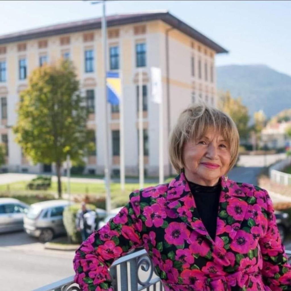 Boška Ćavar: Stalno se poručuje da je Mostar probosanski grad, a Mostar je Hercegovina, Mostar je Mediteran<br /> Privatni album