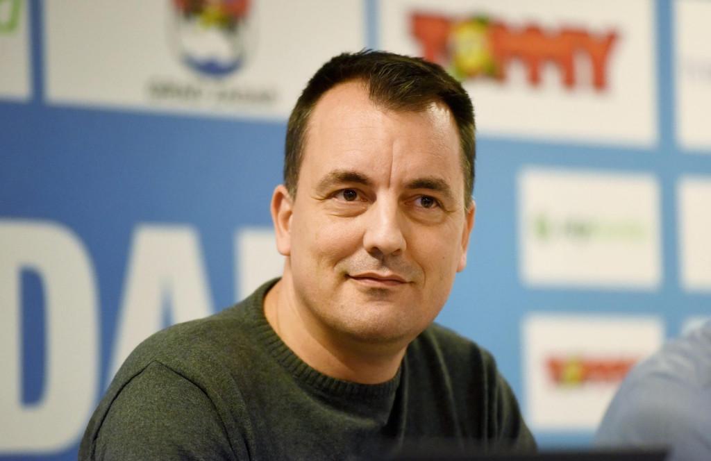 Predsjednik NO KK Zadar Ivan Mijolović