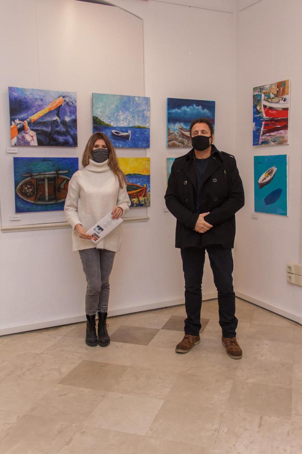 Ivona Macan i Valter Kožul
