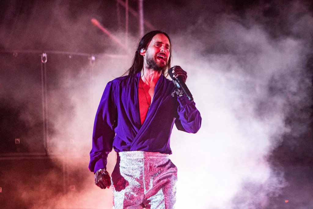 Jared Leto i Thirty Seconds To Mars