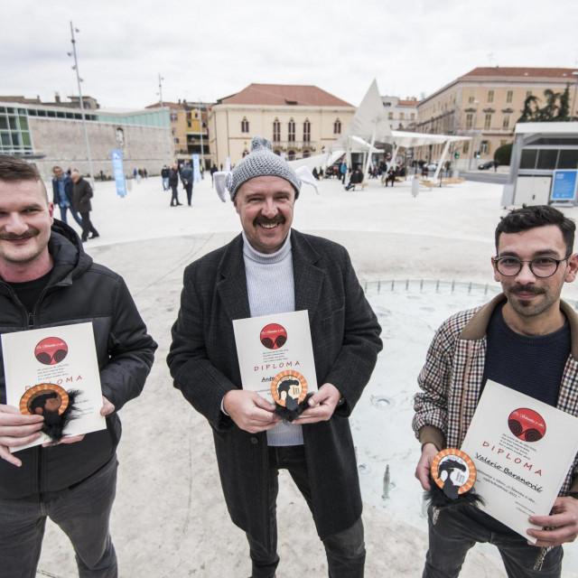 Pobjednik Anton Dobra, drugo mjesto Valerio Baranović i treće mjesto Frane Škugor
