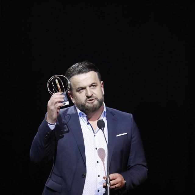 Zlatni studio 2021. dodjela nagrada, Andrija Jarak