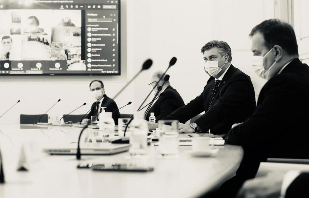 Znanstveni savjet premijera Plenkovića