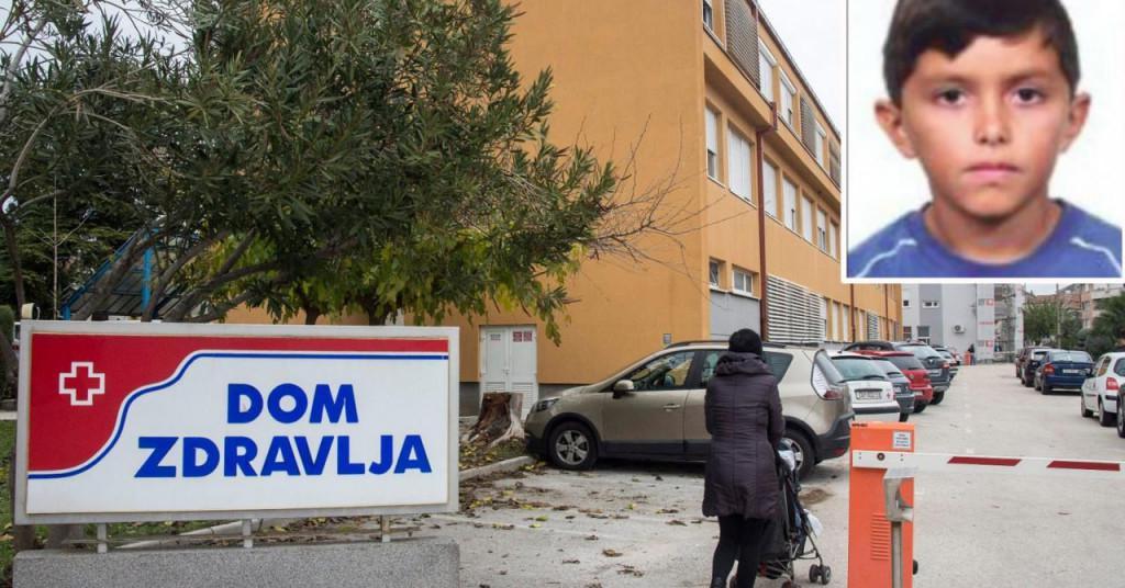 optužnica u slučaju preminulog dječaka Gabrijela Bebića za nesavjesno liječenje konačno podignuta