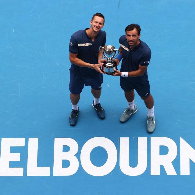 Za trijumf u Melbourne Parku zaradili su kao par 600.000 australskih dolara, što je oko 3,75 milijuna kuna.