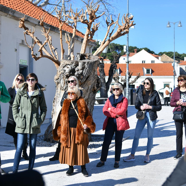 I ove je godine povodom Međunarodnog dana turističkih vodiča dubrovačko Društvo turističkih vodiča upriličilo već tradicionalno vođenje građana