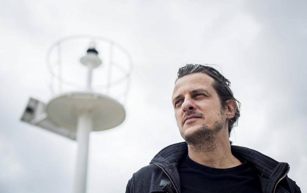 Dalibor Barić, redatelj animiranog filma Slučajna raskosš prozirnog vodenog rebusa koji je usšao u utrku za Oscara u kategoriji najboljeg dugometražnog animiranog filma