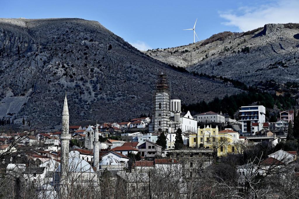 Mostar<br /> Nikola Vilić/CROPIX