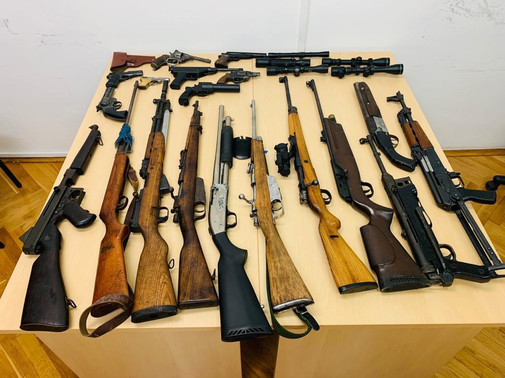 Pronađeno oružje