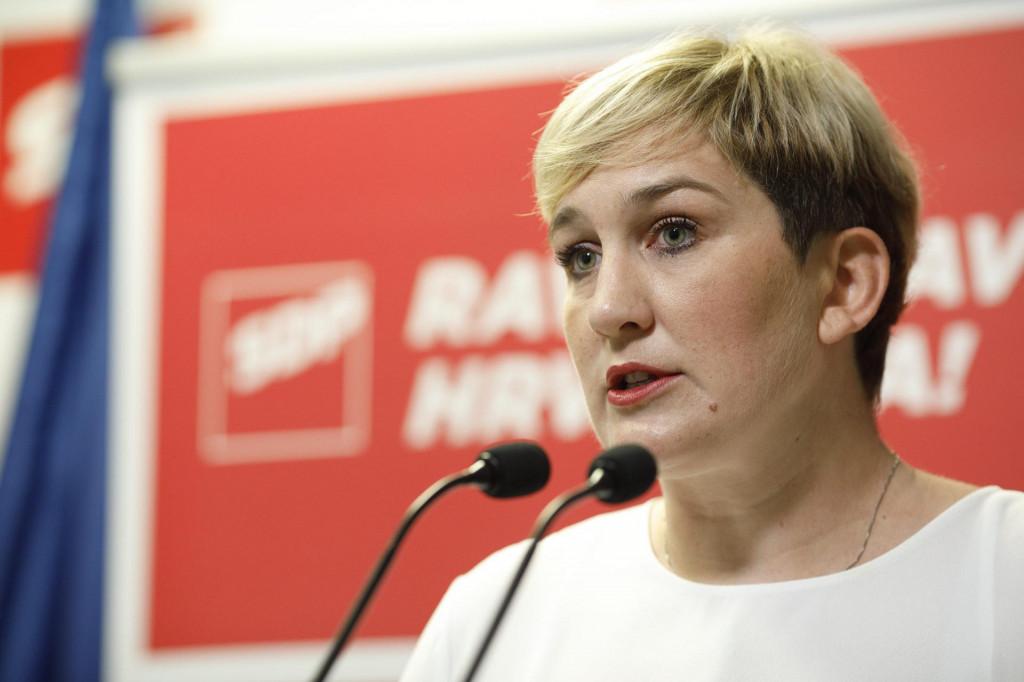 Ivana Marković (SDP), supetarska gradonačelnica