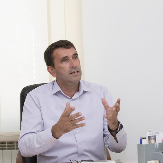 Prvi čovjek Imotskog Ivan Budalić želi ostati u vrućoj fotelji