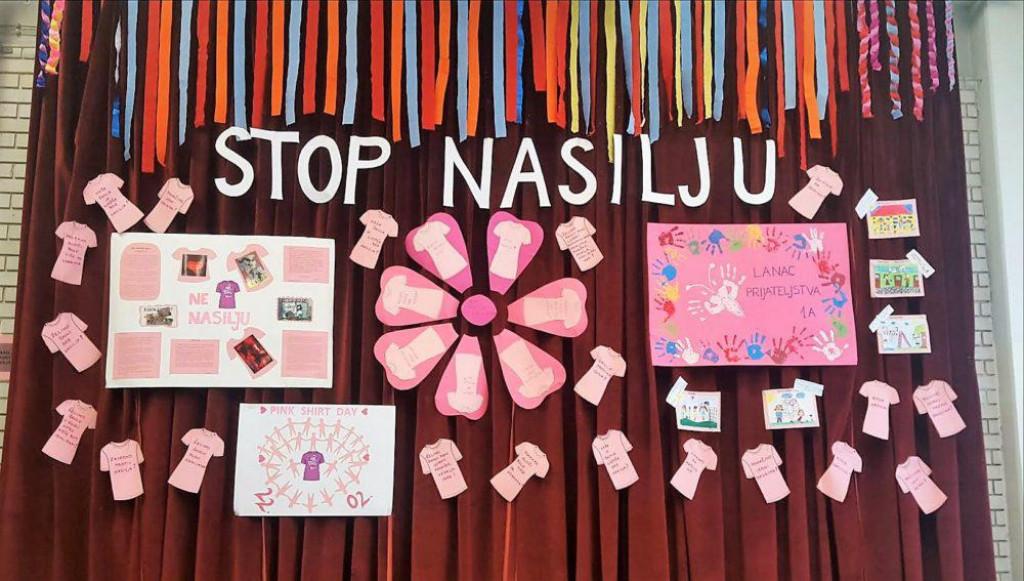 """Ilustracija za Akciju """"NE nasilju"""""""