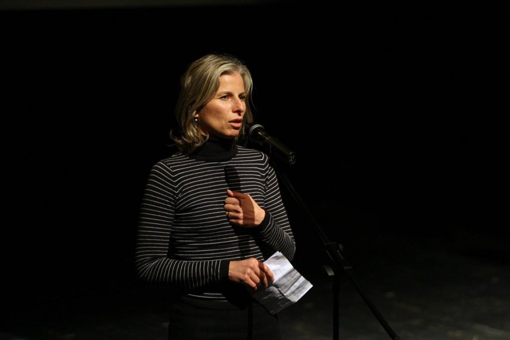 Iris Pavić Tumpa, ravnateljica Kazaliste lutaka<br />
