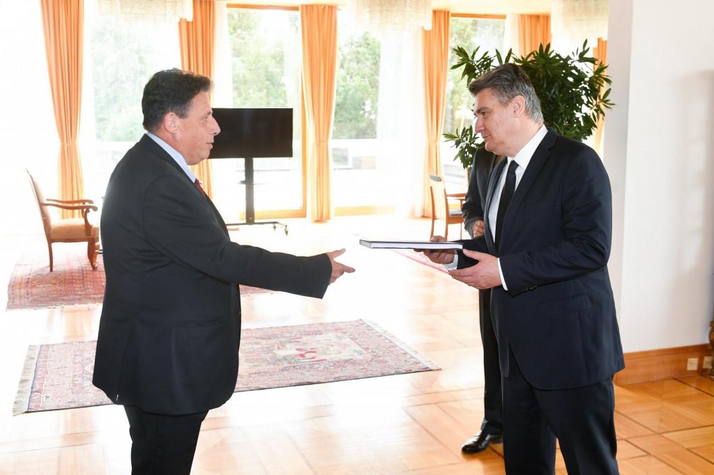 Đuro Sessa, dosadašnji predsjednik i jedini sudac među kandidatima, nije po volji Zoranu Milanoviću