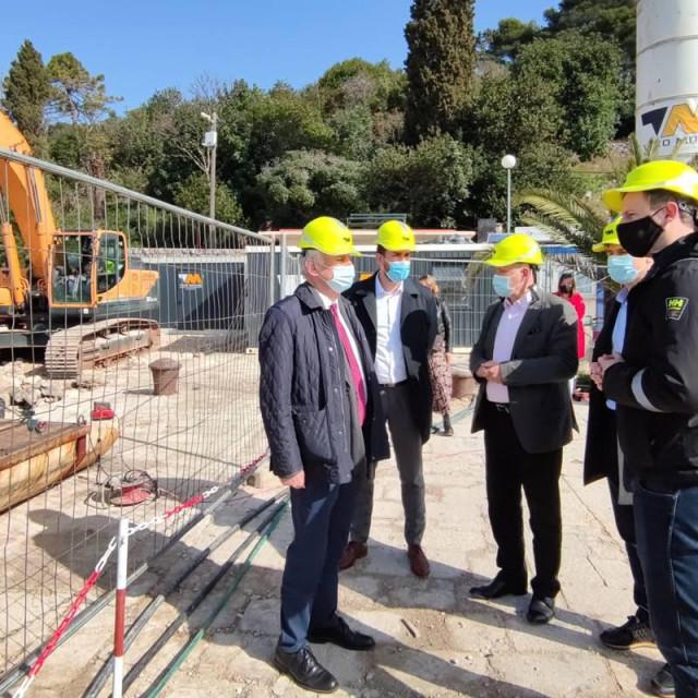 Projekt sanacije i rekonstrukcije rive Donje Čelo i ispred dinamičkog plana
