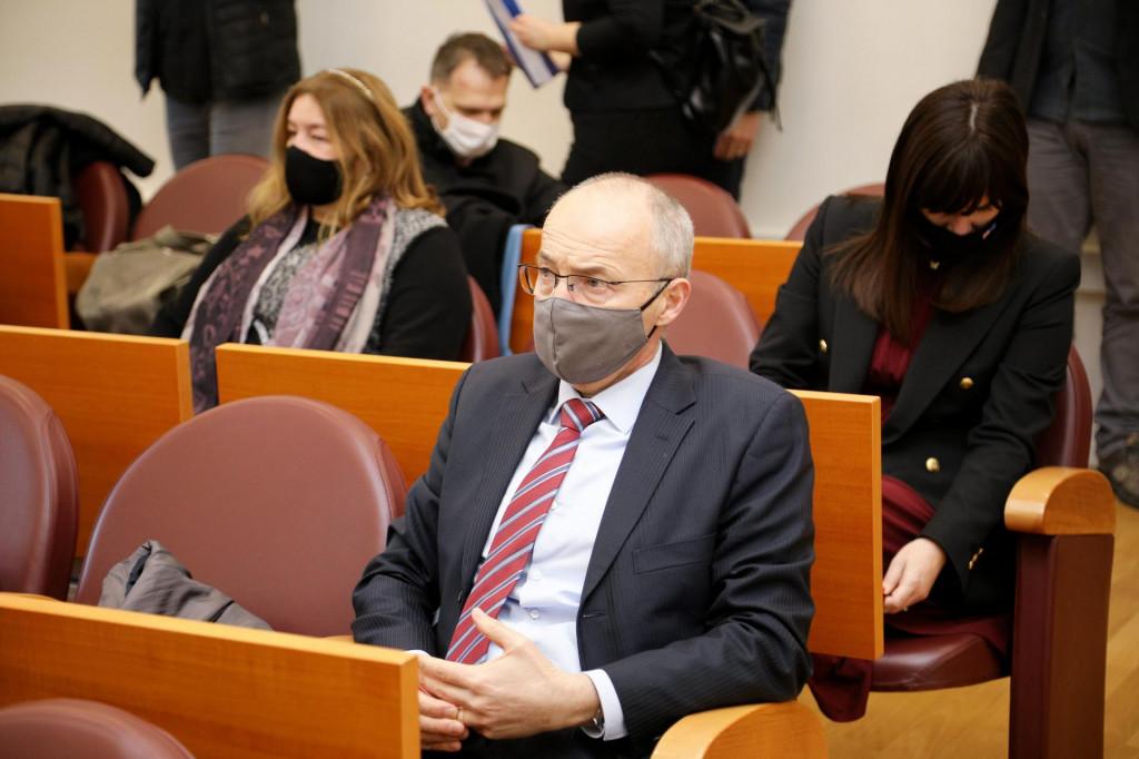 Na fotografiji: Damir Krstičević