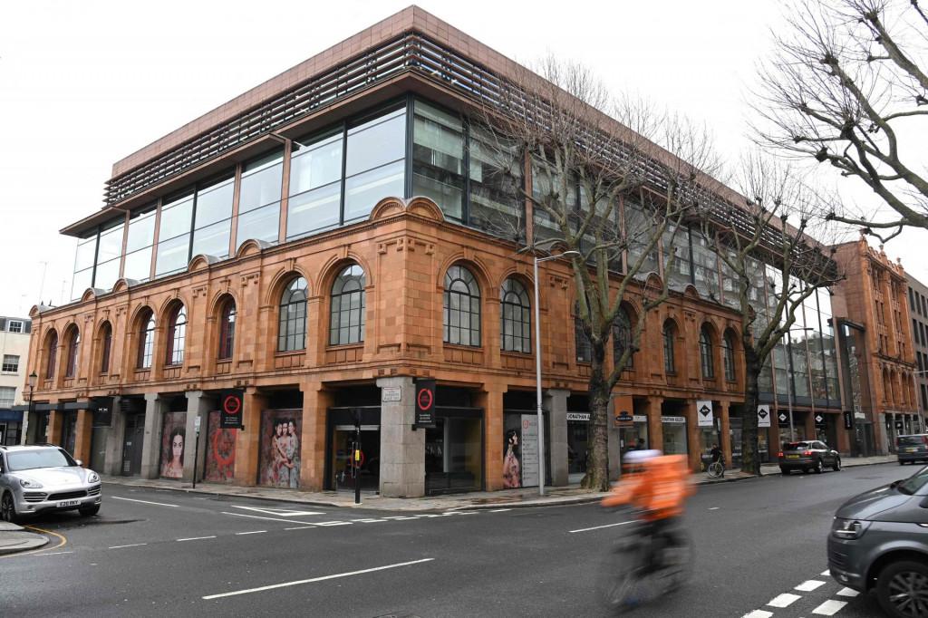 Zgrada na adresi Sloane Avenue 60, u srcu londonske ekskluzivne četvrti Chelsea