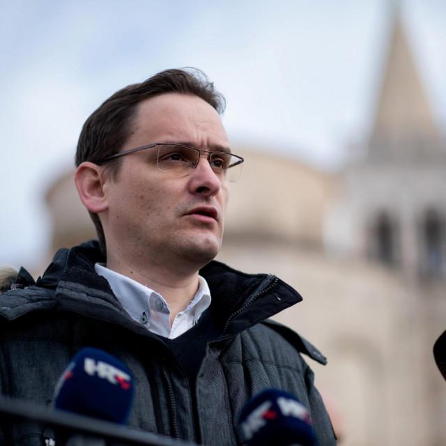 Marko Vučetić reagirao je na premjerovo obećanje<br />