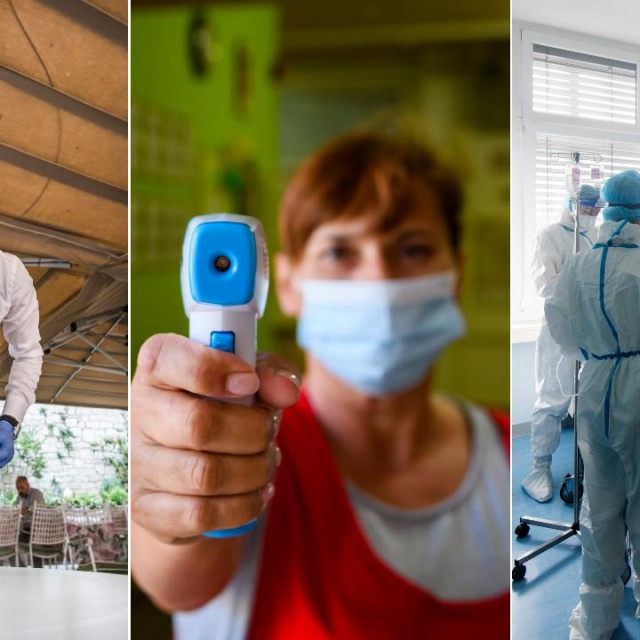 Točno je godinu dana prošlo od objave da imamo prvog zaraženog koronavirusom u zemlji