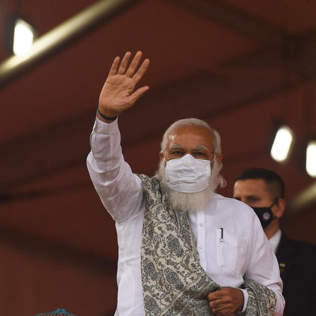Indijski premijer <strong>Narendra Modi</strong>