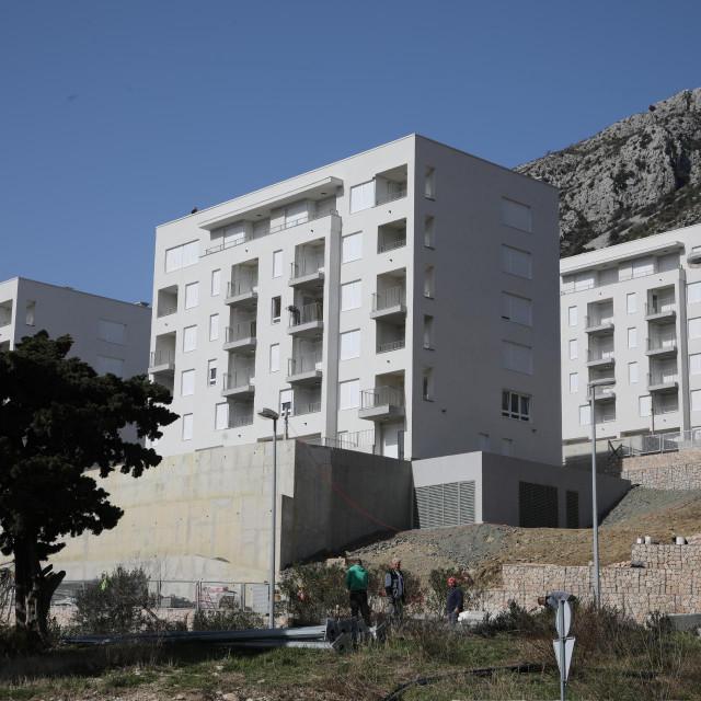 Novogradnje u Mokošici sa stanovima za mlade u Dubrovniku