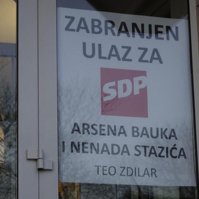 'Drugovima' sam zabranio ulaz jer su kazneno prijavili sirotinju - kaže Zdilar