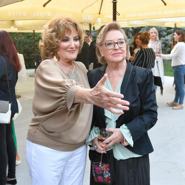 Dive hrvatske estrade Tereza Kesovija i Gabi Novak uključile su se u kampanju