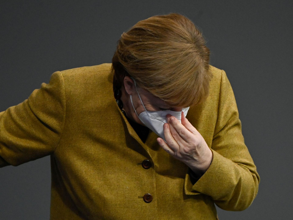Angela Merkel je priznala kako AstraZenecino cjepivo ima jako loš publicitet