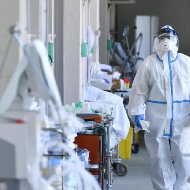 U zadnja 24 sata u Hrvatskoje je umrlo osam osoba od posljedica koronavirusa