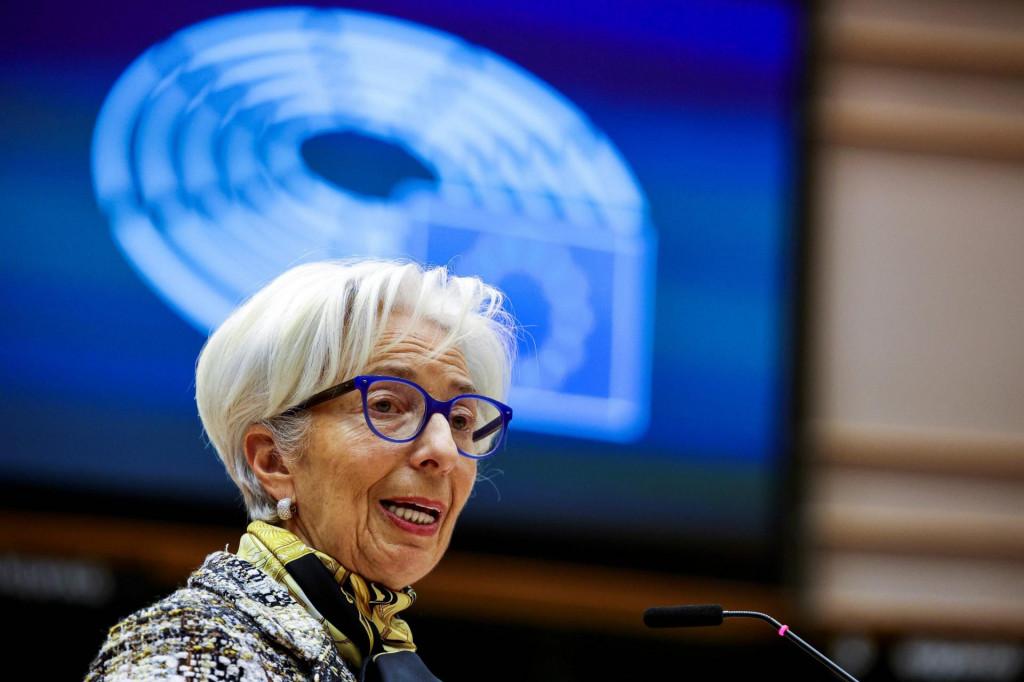 ChristineLagarde, predsjednica Europske središnje banke