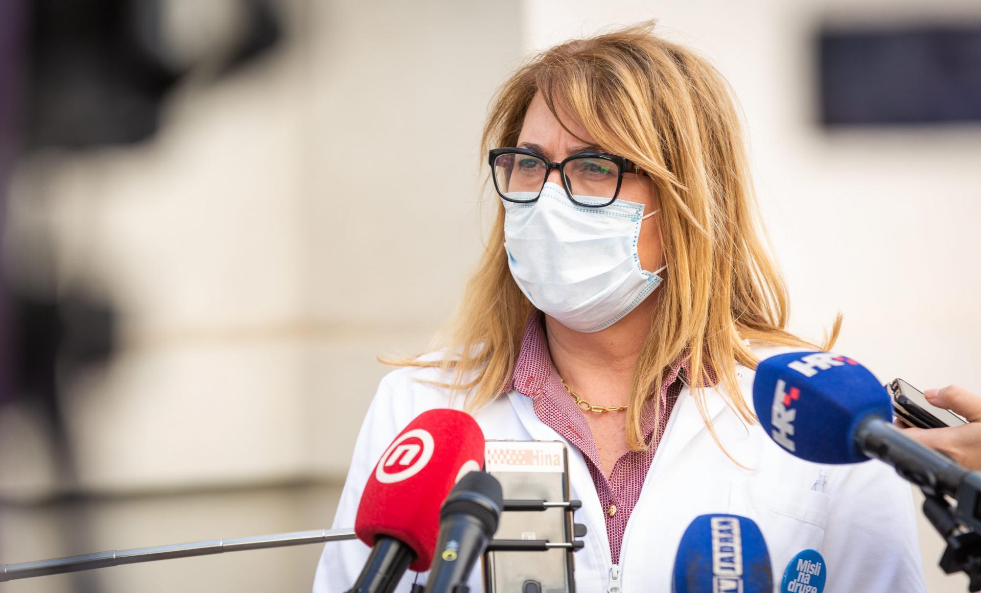Od ukupno 682 obrađena testa danas je 76 novooboljelih osoba s područja Splitsko-dalmatinske županije pozitivno na COVID, dvije osobe su preminule